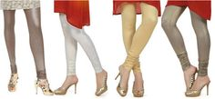Style with designer leggings & experiment leggings with different types of kurtis, tops, etc.