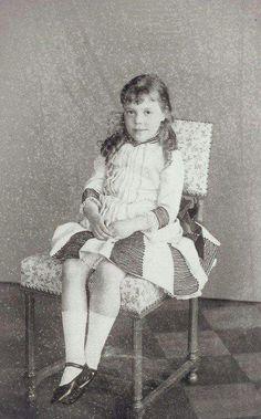 Grand Duchess Olga Alexandrovna Romanova of Russia.A♥W