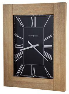 Ceara Wall Clock Clock Models Clock Howard Miller