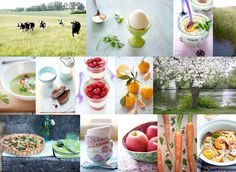 Oh man. Gorgeous photos and favorite cookbooks from Beatrice Peltre. Inspired, no doubt about it!
