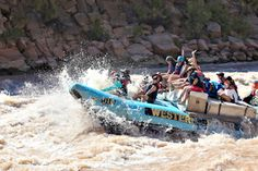 Grand Canyon Whitewater Rafting | Western River Expeditions Grand Canyon Rafting, Whitewater Rafting, Colorado River, Westerns, Challenges, Boat, Adventure, Travel, Dinghy