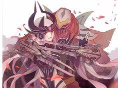Zed y zyndra oscuro amor
