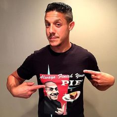 Theo Rossi designed a Great shirt!!!!