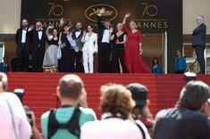 Valeriu Andriuta Photos Photos: 'A Gentle Creature (Krotkaya)' Red Carpet Arrivals - The Annual Cannes Film Festival Palais Des Festivals, Cannes France, Cannes Film Festival, Slot, Red Carpet, Writer, Creatures, Actresses, Actors