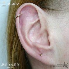 tragus piercing selber wechseln