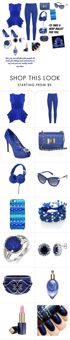 """""""thanks for being my followers and liking my sets"""" by jasmine108-1 ❤ liked on Polyvore featuring Black Diamond, GUESS, Pia Sassi, Skullcandy, Emilio Pucci, Uncommon, Kevin Jewelers, BERRICLE, Xerjoff and Estée Lauder"""