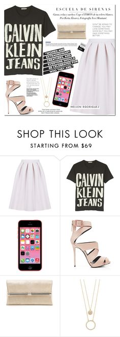 """PaGe 27/01"" by lali22 ❤ liked on Polyvore featuring Topshop, Calvin Klein, Giuseppe Zanotti, Diane Von Furstenberg, Free People and Kate Spade"