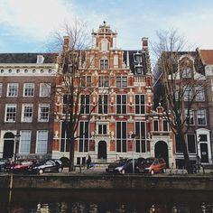 Amsterdam, Photo by Alan Jensen on Instagram #amsterdam #keizersgracht