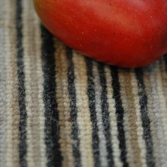 Striped carpet for our stairs and landing.  These are the colours we chose.