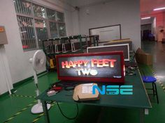 NSE Outdoor Taxi Top LED Display