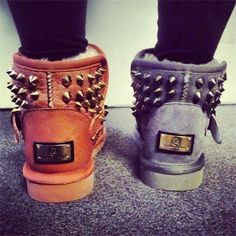 Studded Boots ❤