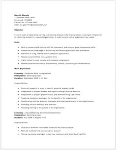 Audit Associate Resume Stunning Audit Associate Resume  Resume Sample  Pinterest  Sample Resume