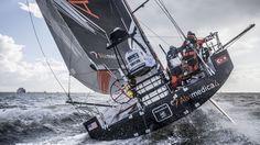 Volvo Ocean Race 2014-2015 Team Alvimedica