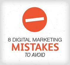 8 erreurs à éviter sur les réseaux sociaux