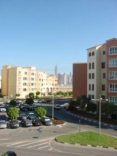 My apartment complex.