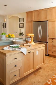 New Birch Kitchen Cabinets Vs Maple