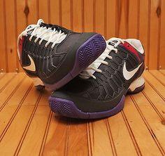 2012 Nike Zoom Breathe 2k12 Flame Size 13 - Black White Purple Red - 518293 015