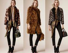 Hily Designs: Burberry PreFall 2015 prendas para ir calentitas el próximo otoño