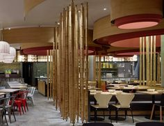 Yangyang Baozipu restaurant by Golucci International Design, Beijing – China » Retail Design Blog