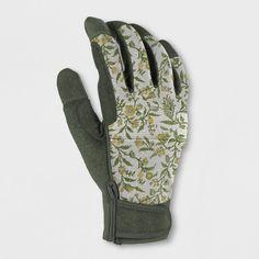 Polyester Gardening Gloves Green S/M - Smith Hawken™ : Target (I went through 3 other gardening gloves before I found these at Target) Green Garden, Garden S, Garden Ideas, Pet Safe Ice Melt, Rose Garden Portland, Garden Pictures, Garden Images, Gardening Gloves, Natural Rug
