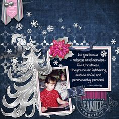 This is for Kotare's Art Journal 2016 #49 Challenge.  I used the Lovely New kit Casual Christmas by Elizabeth's Market Cross.