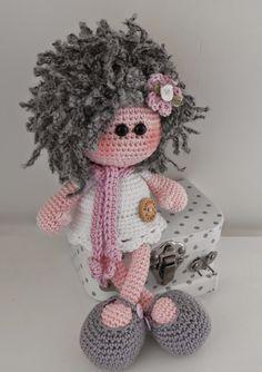 Pop Doll...Crochet!