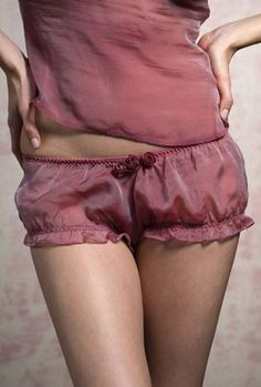 Pantone's 2015 Color of the Year—Marsala Underwear, Cute Lingerie, Elegant Lingerie, Shorty, Culottes, Soft Summer, Marsala, Bustier, Models