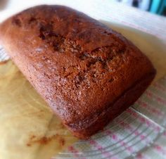 Sticky Ginger Loaffrom The English Kitchen