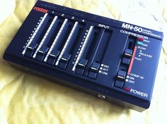 Old Fostex MN50