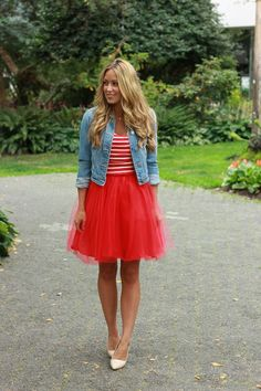 this is smart, the skirt is actually a prom dress