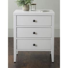 Tall 3 Drawer Night Stands