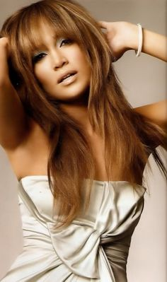 Jennifer Lopez LOVE HER HAIR COLOR