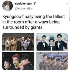 EXO memes Exo Ot12, Kaisoo, Baekhyun Chanyeol, Exo Do, Do Kyung Soo, Exo Memes, Kpop Exo, Funny Tweets, Jonghyun