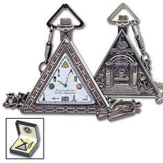 Masonic Pocket Watch I
