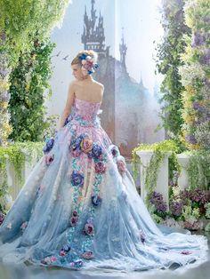 wonderful Stella de Libero flower wedding dresses (3)