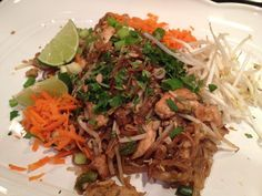 Allergy-Friendly Pad Thai (!!) Cybele Pascal