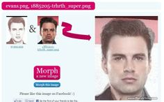 One time I morphed Chris Evans and Sebastian Stan and created a perfect human being.