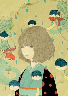 nuncalosabre.Ilustración - Kotaro Chiba