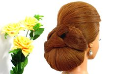 Updo hairstyles. Hairstyles for long medium hair