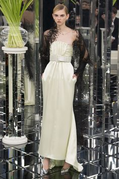 Chanel Spring 2017 Couture Fashion Show - Cris Herman