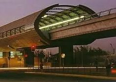 technology in Chile Latin America, South America, Metro Station, Public Transport, Art And Architecture, Around The Worlds, Mansions, Landscape, Country