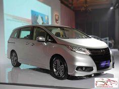 PT Honda Prospect Motor (HPM) akan meluncurkan tipe Facelift Honda Odyssey dan Honda City untuk pasar Indonesia secara serentak di Sheraton, Makassar.
