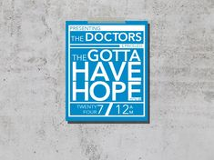 Doctor Poster designed by Tiffiney Cornish. Connect with them on Dribbble; The Twenties, Concept, Advertising, Poster, Inspiration, Design, Biblical Inspiration, Billboard