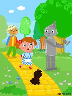 """Scarica il vettoriale Royalty Free  """"The wonderful wizard of Oz 03 the Tin Man"""" creato da carlacastagno al miglior prezzo su Fotolia . Sfoglia la nostra banca di immagini online per trovare il vettoriale perfetto per i tuoi progetti di marketing a prezzi imbattibili!"""