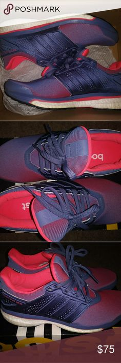 886de4b2d7267 Adidas supernova glide 8 w New Worn once In perfect condition Super cool  color