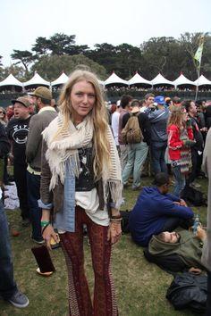 Outside Lands festival fashion