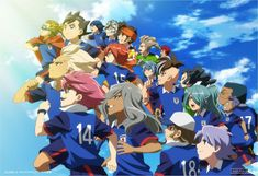 Inazuma Eleven Strikers, Pokemon, Inazuma Eleven Go, Kawaii Anime, Concept Art, Japan, Manga, Fictional Characters, Videogames