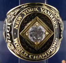 1961 New York Yankees World Championship Ring Baseball Ring, Baseball Star, Better Baseball, Baseball Odds, Yankees News, Yankees Fan, New York Yankees Baseball, World Series Rings, Mlb World Series