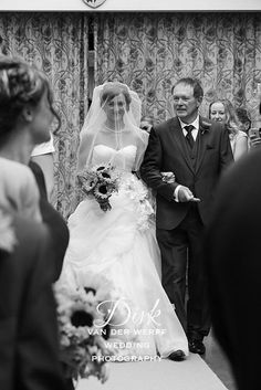 Here comes the bride ...  Headlam Hall Wedding Photographer for Andy and Samantha by Dirk van der Werff Wedding Photography - 0778 7150966 http://www.aqphotos.com http://www.facebook.com/dirkweddings REVIEWS: http://dirkvanderwerffphotography.blogspot.co.uk/p/very-happy-people.html