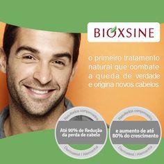 Procurando uma solução definitiva para acabar com a queda de cabelos? Experimente BIOXSINE! Procurando uma solução definitiva para a queda de cabelos? Experimente BIOXSINE!